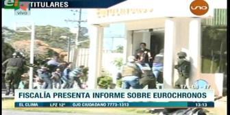 Video titulares de noticias de TV – Bolivia, mediodía del jueves 17 de agosto de 2017