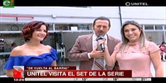 """""""De vuelta al barrio"""", sus protagonistas hablaron con Grisel"""