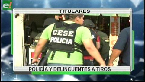Video titulares de noticias de TV – Bolivia, noche del lunes 28 de agosto de 2017