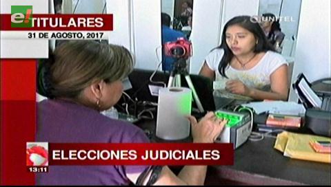 Video titulares de noticias de TV – Bolivia, mediodía del jueves 31 de agosto de 2017