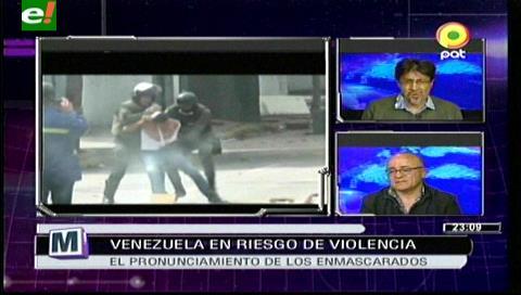 ¿Venezuela en riesgo de violencia?
