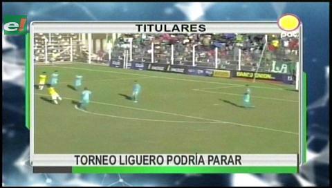 Video titulares de noticias de TV – Bolivia, noche del lunes 14 de agosto de 2017