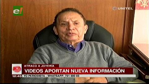 Caso Eurochronos: Abogado Adhemar Suárez afirma que videos aportan a la investigación