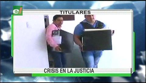 Video titulares de noticias de TV – Bolivia, noche del viernes 4 de agosto de 2017