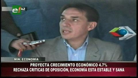 Gobierno dice que crecimiento de la economía será superior a la proyección de la CEPAL