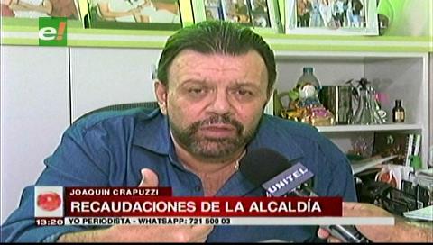 Municipio cruceño congelará cuentas a los deudores desde el 2012