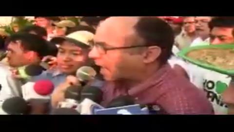 """Ministro arrepentido: Lo llamaba """"dictadorzuelo"""" y """"payaso"""", ahora dice que fue un error"""
