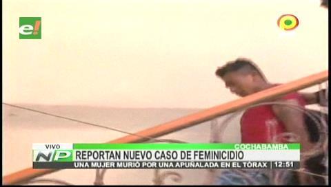 Cochabamba: Felcv reporta el caso 13 de feminicidio del 2017