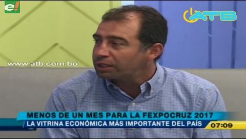 La Expocruz arrancá el 22 de septiembre