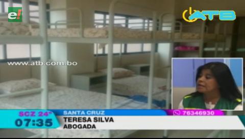 Santa Cruz: Habilitan la primera casa de acogida y refugio temporal para mujeres víctimas de violencia