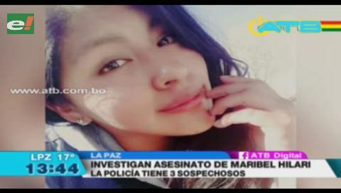 Declaran sospechosos de la muerte de mujer asesinada y quemada en La Paz