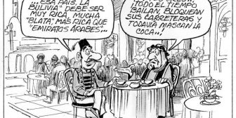 Caricaturas de Bolivia del miércoles 16 de agosto de 2017