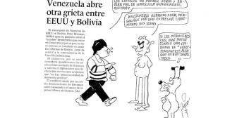 Caricaturas de Bolivia del jueves 17 de agosto de 2017