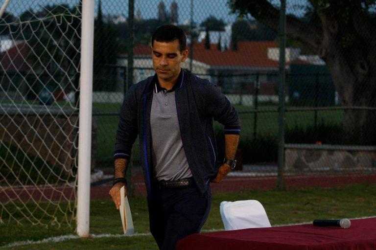 Atlas sale con playera en apoyo a Rafa Márquez