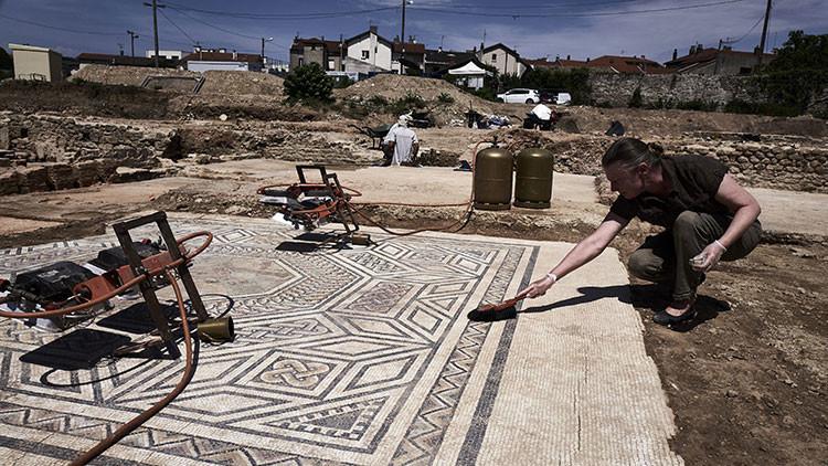 'Pequeña Pompeya': una antigua ciudad abandonada como microcosmos del Imperio Romano (VIDEO)