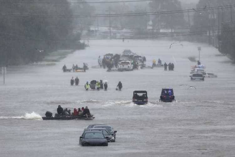 Los daños provocados por Harvey superaron a los ocasionados por Katrina y Sandy