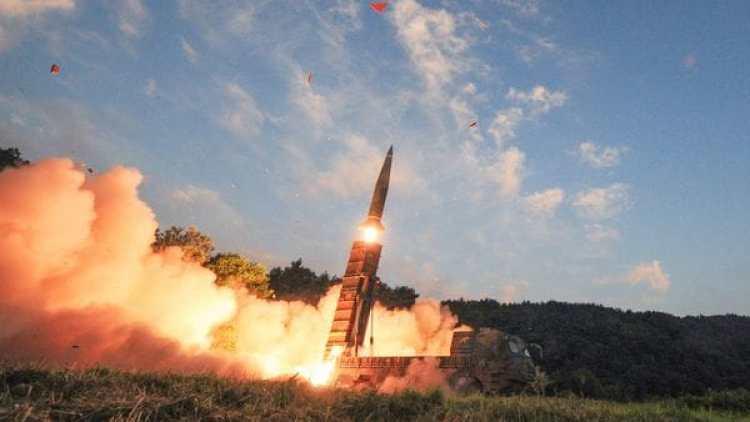 Corea del Sur probó este lunes un sistema de misiles ante las amenazas del régimen de Kim Jong-un. (Reuters)