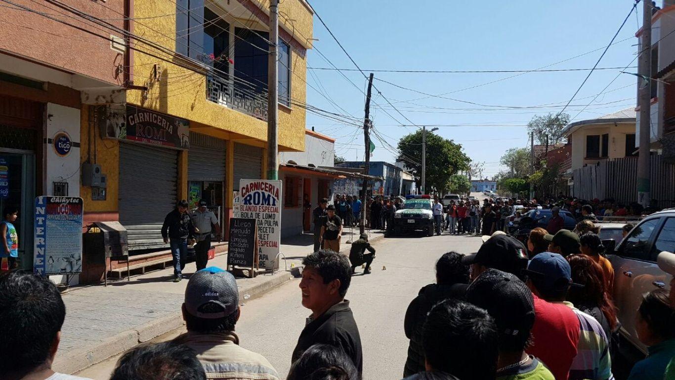 Asesinan a un hombre en tiroteo en San José de Pocitos