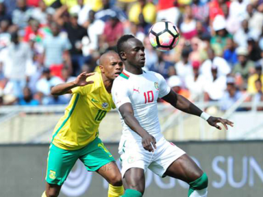Resultado de imagen para sudafrica vs senegal 2017