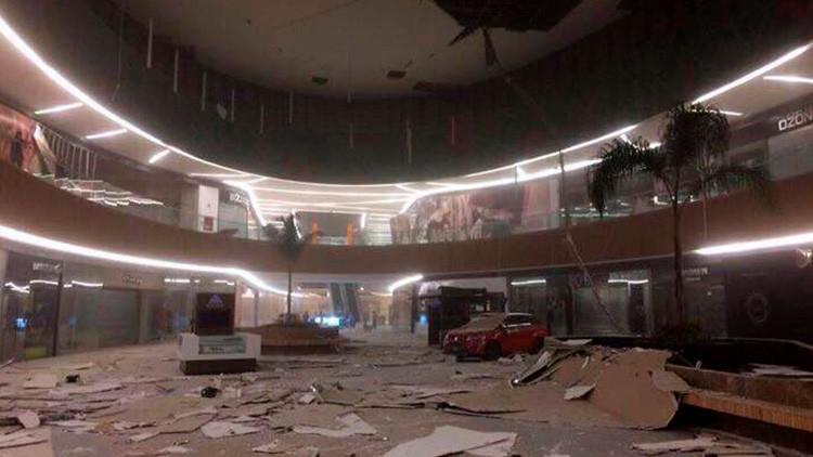 México: Declaran el estado de emergencia en Chiapas tras el terremoto
