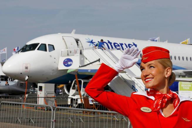 Aeroflot es una de la aerolínea más importantes de Rusia. (Reuters)