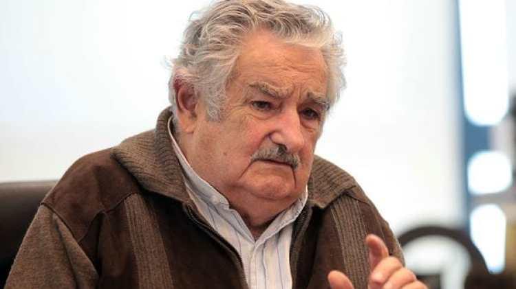 "José ""Pepe"" Mujica, ex presidente uruguayo"