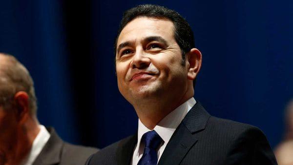 Debaten informe de antejuicio contra presidente Jimmy Morales