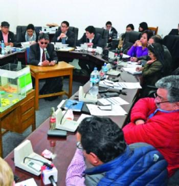 Plataforma halla al menos ocho anomalías en selección judicial