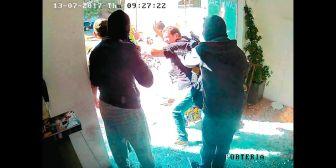 Gerente ratifica que un agente le disparó; aún vive con una bala