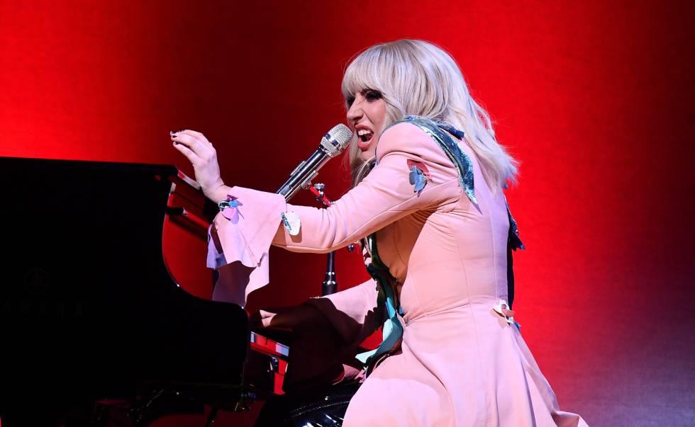 Lady Gaga, durante una actuación el pasado 8 de septiembre en Toronto.