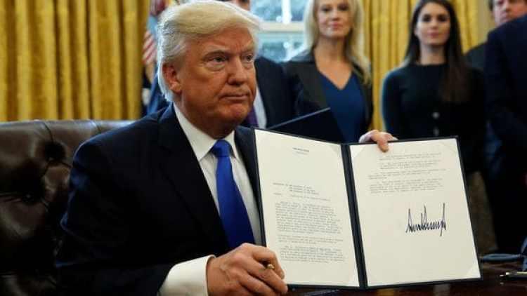 Donald Trump. (AFP)