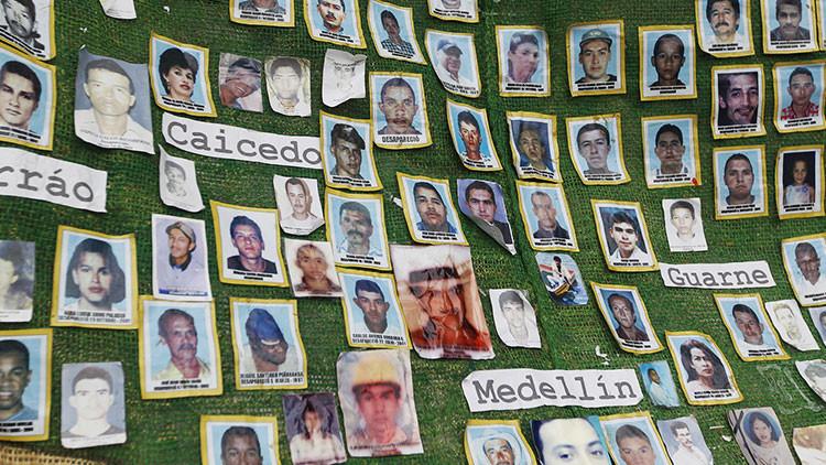 En Colombia han desaparecido casi 100.000 personas sin que nadie sepa por qué