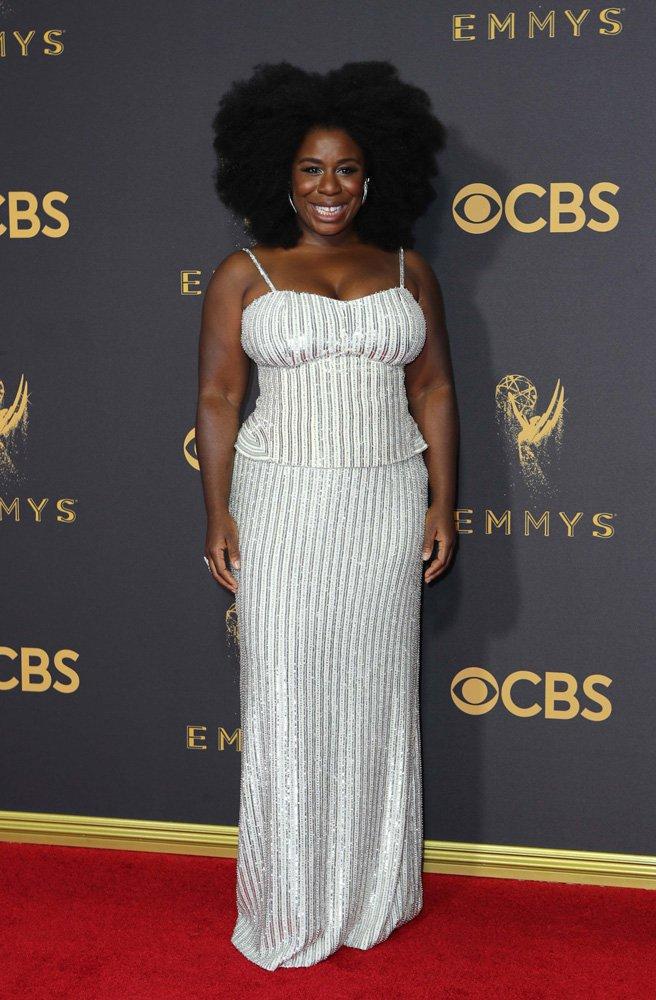 69th Primetime Emmy Awards – Arrivals – Los Angeles, California, U.S., 17/09/2017 - Actress Uzo Aduba. REUTERS/Mike Blake