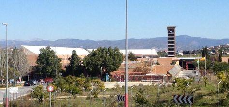 Vista general del la cárcel de Alhaurín de la Torre. Foto: Pastoral Penitenciaria Málaga