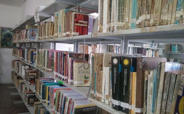 Resultado de imagen de campaña de recolección de libros en Trinidad