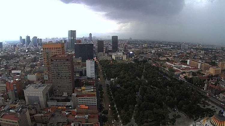 El Servicio Meteorológico emitió una alerta por tormentas