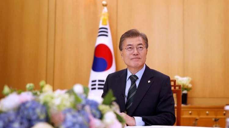 Moon Jae-in, el recientemente electo presidente surcoreano que busca una postura más moderada frente a Corea del Norte (Reuters)