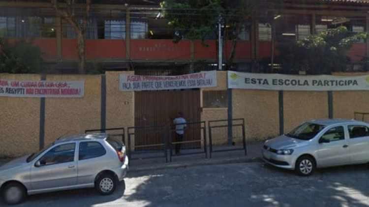 La escuela de las niñas desaparecidas en Belo Horizonte