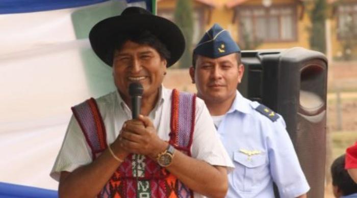 Evo Morales: reelección depende de la justicia de Bolivia