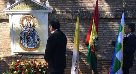 Virgen de Copacabana será entronizada en el Vaticano este viernes