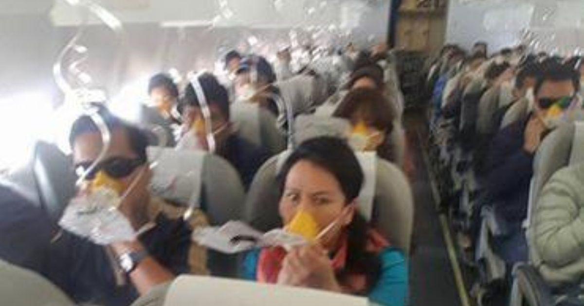 Avión de BoA aterrizó de emergencia en El Alto