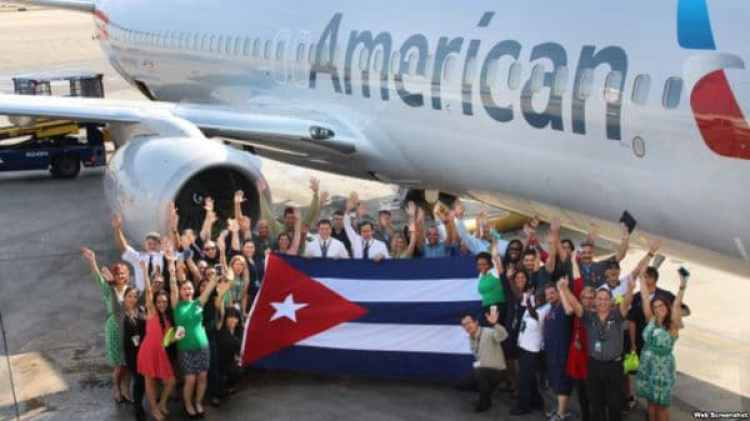 En 2016 las aerolíneas volvieron a volar desde los Estados Unidos a Cuba