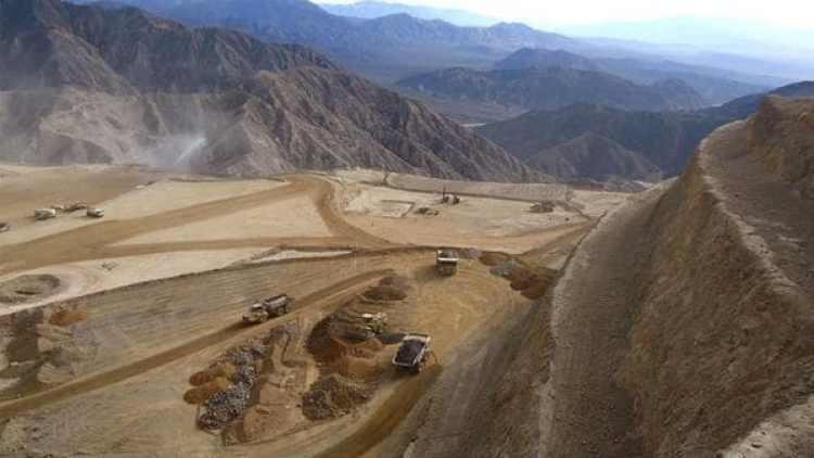 El renglón más importante de la economía colombiana es la minería