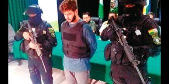 Santa Cruz. Juez envía a la cárcel de Palmasola a segundo cabecilla en el atraco a Brinks
