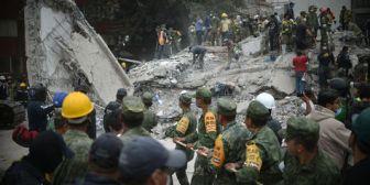 Reanudan rescate de supervivientes en México tras sismo de 6,1 grados