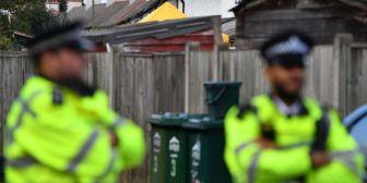 """Arrestan a hombre en Londres que habría herido a seis con """"sustancia nociva"""""""