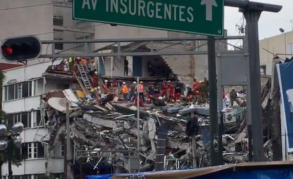 Familiares de victimas en Álvaro Obregón 286, denuncian amenazas del gobierno