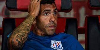 Carlos Tevez en su peor momento: lo mandaron a jugar en Reserva y se negó