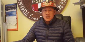 Federación de mineros desestima parar actividad minera en Potosí por crisis del agua