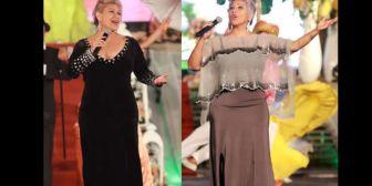 Una nueva Alenir Echeverría: rubia y con 33 kilos menos